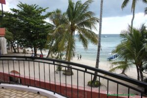 Lost horizon beach resort alona beach panglao bohol philippines sun view room014