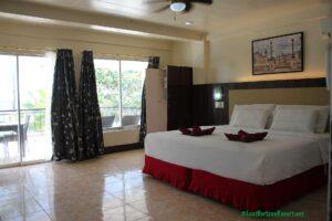 Lost horizon beach resort alona beach panglao bohol philippines sun view room057